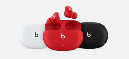 Beats Studio Buds: nuevos auriculares inalámbricos de Apple con cancelación activa de ruido y hasta 24 horas de autonomía