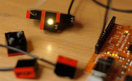 Brickduino, el retoño geek de la unión entre LEGO y Arduino