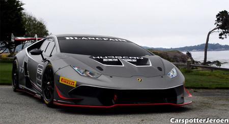 Lamborghini Huracán Super Trofeo, en vídeo