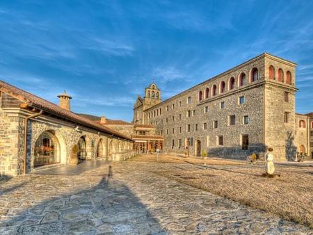 Hotel Monasterio de Boltaña, un lujo en el corazón del Pirineo Aragonés