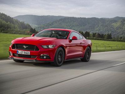 La producción del Ford Mustang se interrumpirá una semana