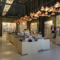 Diseñadores y artistas se dan cita en la Roca Village