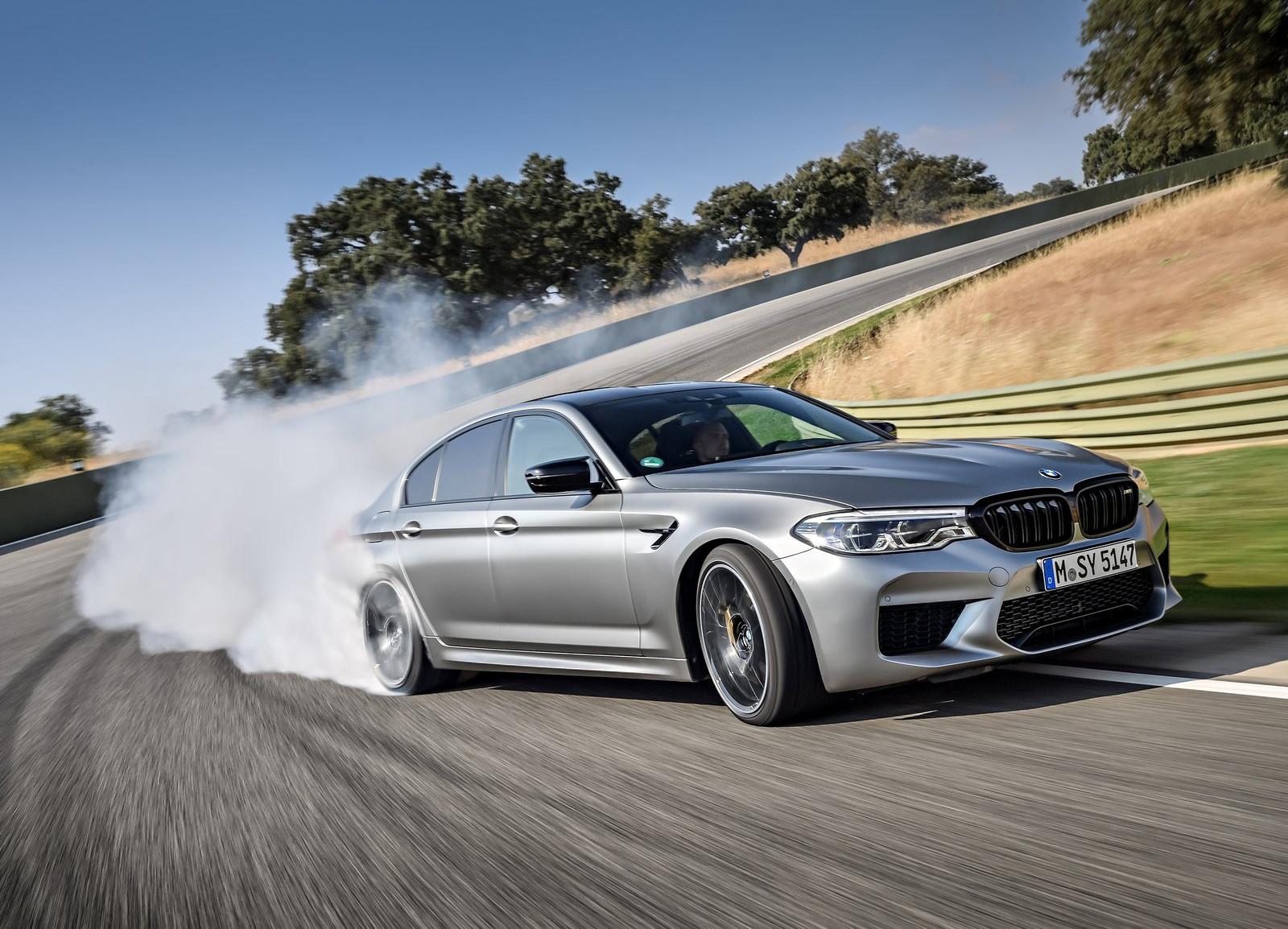 Foto de BMW M5 Competition (3/14)