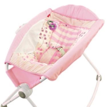 Fisher-Price retira en España todos los modelos de la hamaca que causó la muerte a varios bebés en EE.UU
