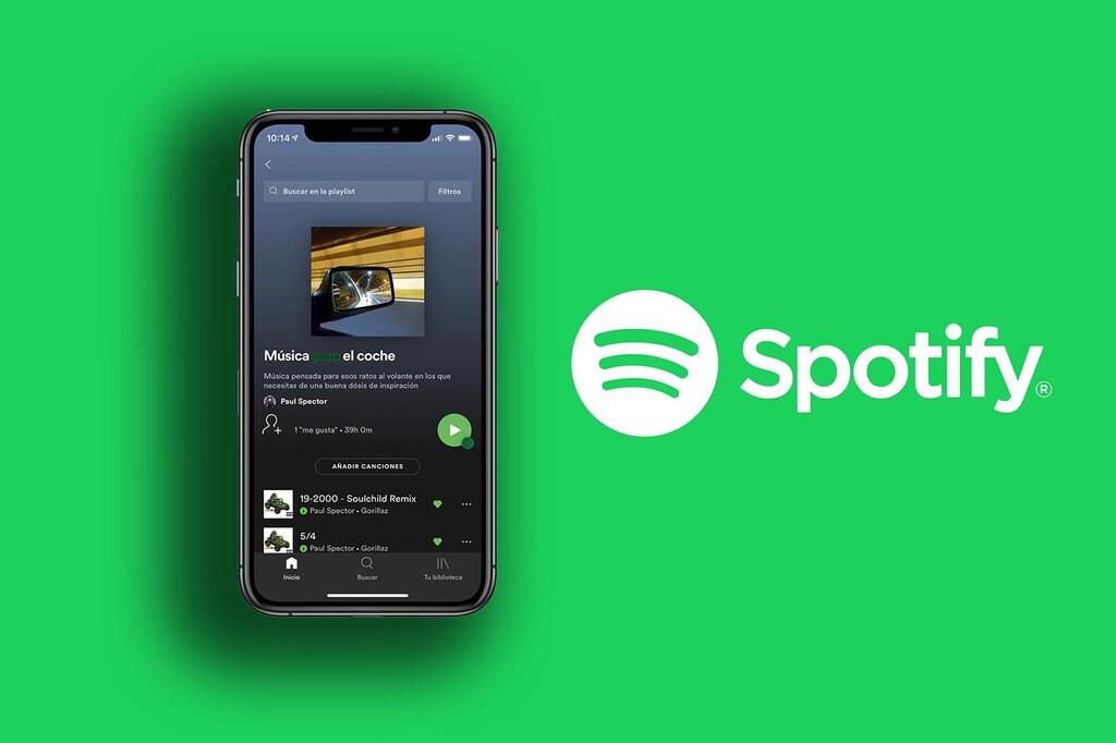 Spotify añade un nuevo acceso directo que facilita el agregar usuarios en las listas de reproducción colaborativas
