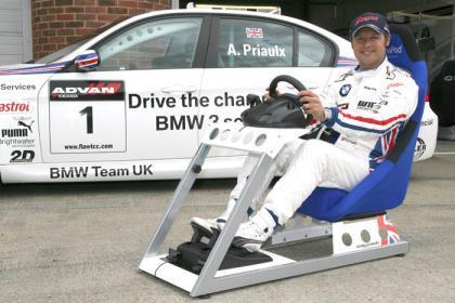 Priaulx se pondrá al volante de un BMW Sauber