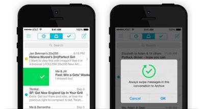 Mailbox se actualiza, ahora disponible en 19 idiomas uno de los mejores clientes de correo para iOS