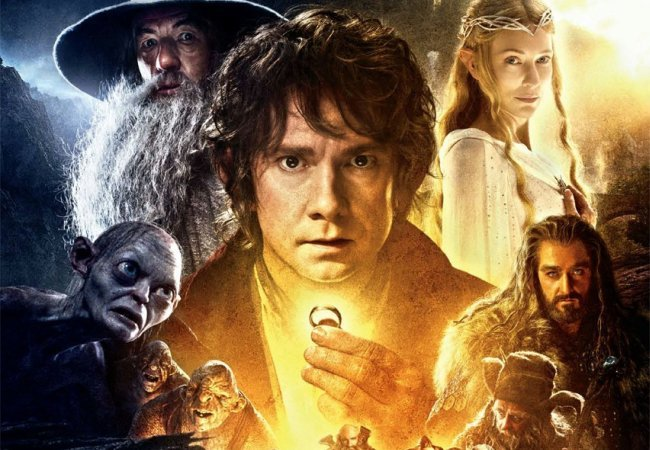 Una imagen del cartel de El Hobbit: Un Viaje Inesperado