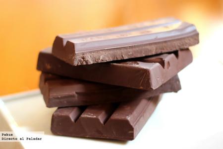 Crean un chocolate más saludable sustituyendo parte de su grasa por zumos de frutas