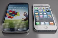 Tres versiones de iPhone dominaron en octubre, junto a los Galaxy se reparten el mercado