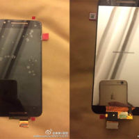 El panel frontal de Nexus 5 2015 aparece en escena