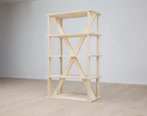 Un único mueble modular que sirve para todo
