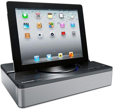 Panasonic SC-NP10, porque las tablets también quieren altavoces