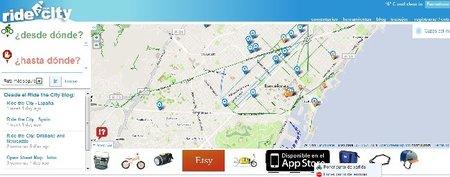 Ride the City: España... toda la información para quienes se trasladan en bici