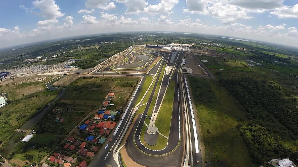 chang internacional circuit tailandia motogp