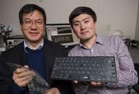 Este teclado se alimenta de tus pulsaciones y te reconoce por tu forma de teclear