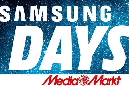 Samsung Days en MediaMarkt: artículos de Samsung a precios rebajados y con financiación sin intereses