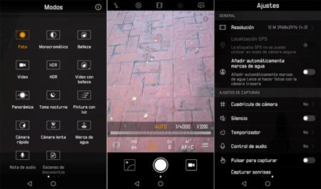 Huawei Mate 9 Soft 3 Camara