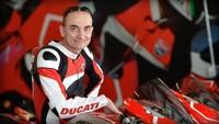 Gabriele Del Torchio cede el testigo a Claudio Domenicali al frente de Ducati