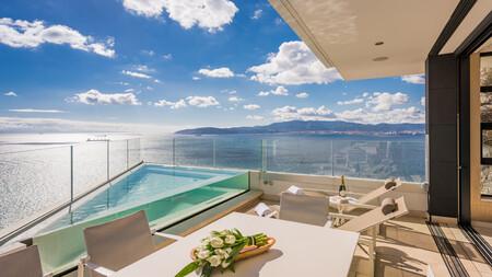 Diseño italiano y artesanía de lujo en Buena Vista, una maravillosa casa de tres dormitorios en Gibraltar