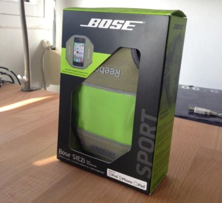 Bose SIE2i, análisis
