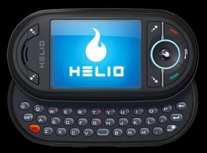 Helio Ocean, del estilo del Sony Mylo