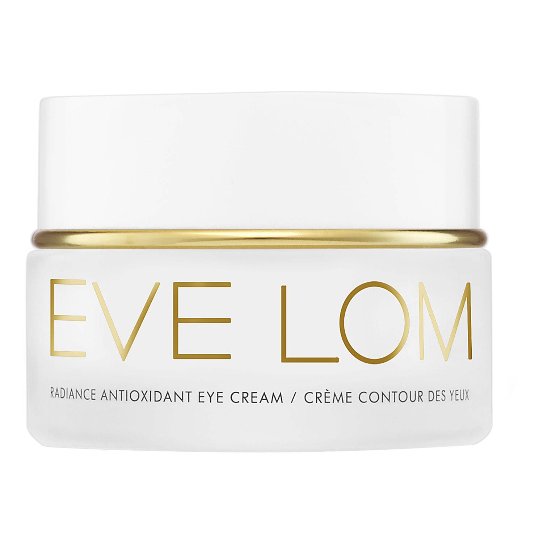 EVE LOM Radiance Antioxidant Eye Cream Crema antioxidante iluminadora contorno de ojos