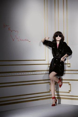 Lanvin para HM Otoño-Invierno 2010/2011 elegante