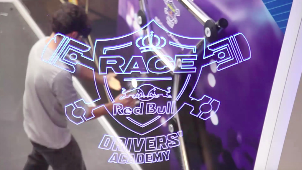 Experiencia Alcohol Drivers Academy Race Red Bull
