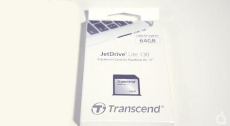 Transcend JetDrive Lite, almacenamiento extra en formato de tarjeta SD