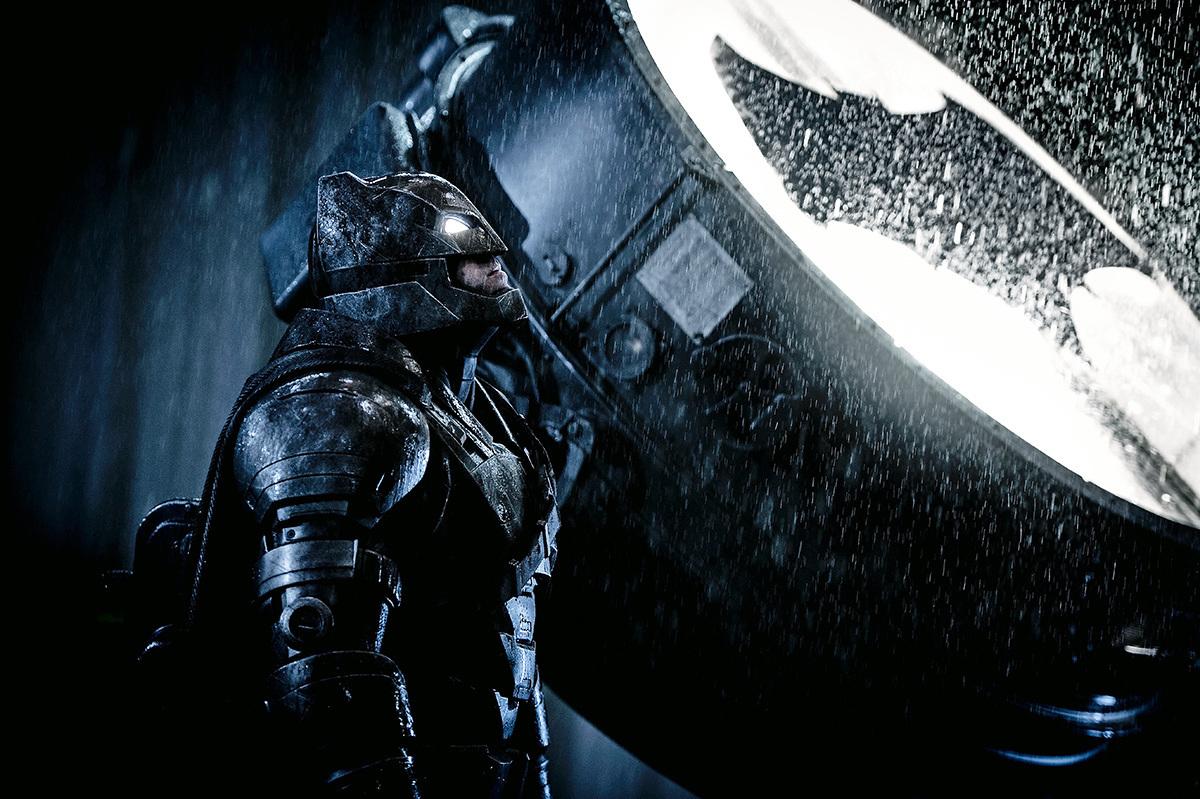 Foto de 'Batman v Superman', nuevas imágenes oficiales de los héroes y el villano (1/3)