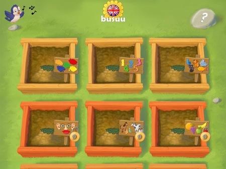 Busuu ha desarrollado una aplicación para el iPad para que los niños aprendan vocabulario en inglés