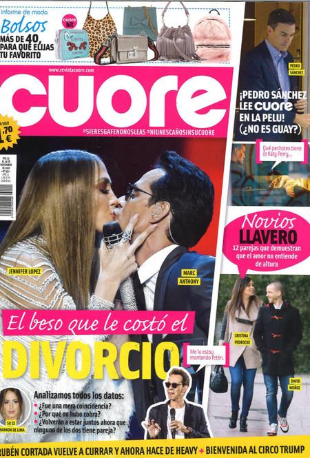 ¿Ahora un beso cuesta un divorcio?