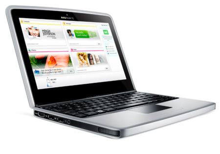 Movistar lanza el Nokia Booklet 3G desde 499 euros