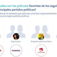 El bipartidismo prefiere a Casillas y Titanic: los gustos de los votantes según Facebook