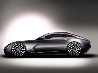 TVR revela la primer imagen de su nuevo auto