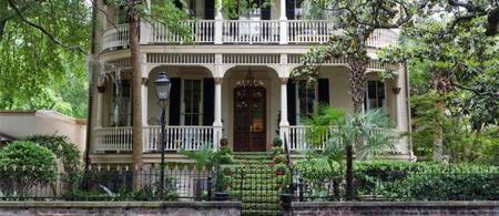 Savannah Georgia Home