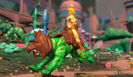 He-Man y los G.I. Joe invaden Toy Soldiers: War Chest