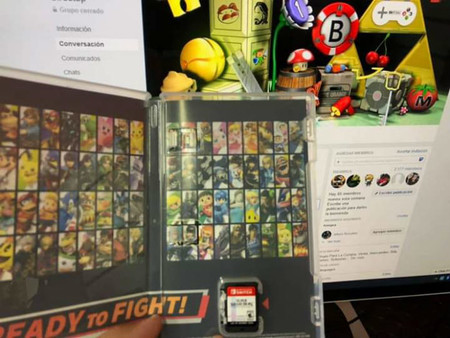 Smash Bros Ultimate Venta