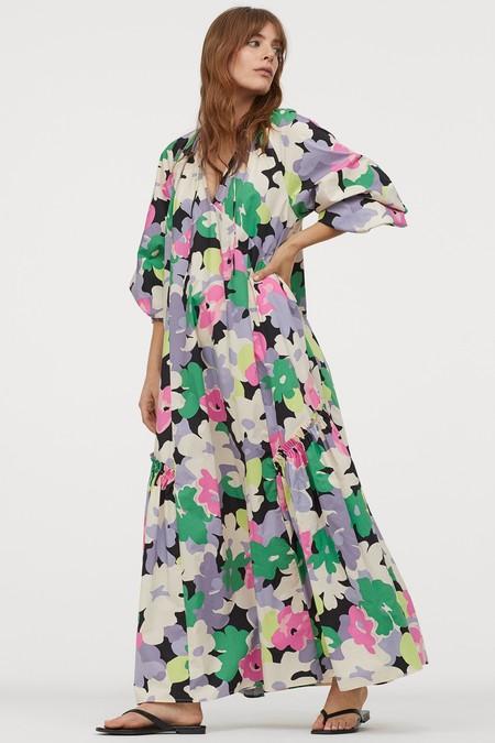Vestidos Flores Verano 2020 04