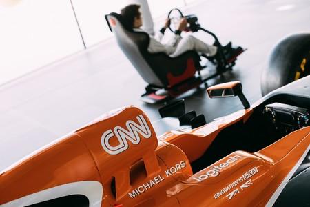McLaren busca al próximo Pedro de la Rosa online