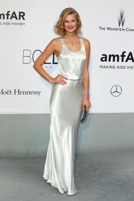 Toni Garrn amfar Cannes 2014