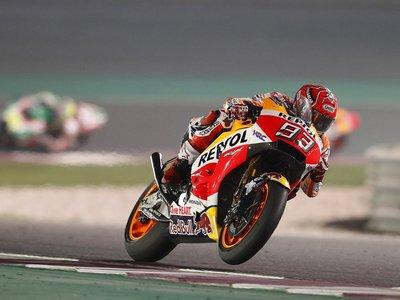 La mala elección de neumáticos castiga a Honda con un cuarto y quinto puesto en la carrera de Catar
