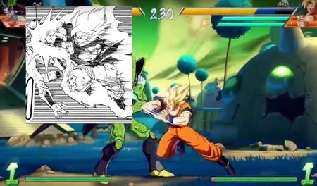 Dragon Ball FighterZ: tres vídeos que demuestran su atronador nivel de detalle