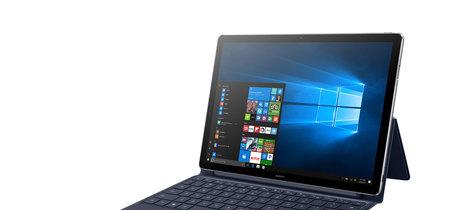 """Huawei MateBook E: 12 pulgadas de tablet en metal con la elegancia por bandera también en el teclado """"Folio"""""""