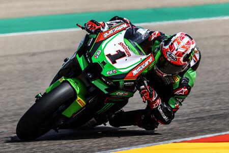 Jonathan Rea se pasea en MotorLand para conseguir su victoria número 100 en el mundial de Superbikes