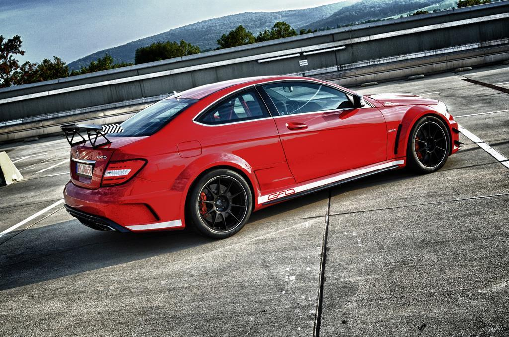 Foto de GAD C 63 AMG Black Series 4Matic (2/9)