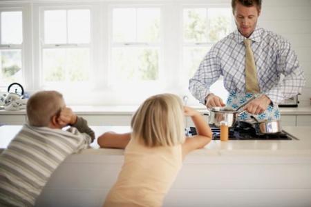 Más niños en la cocina (y en los mercados) esta temporada televisiva