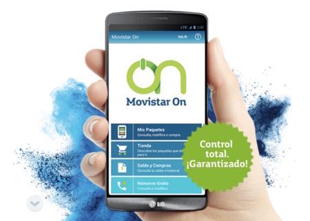Movistar On: una apuesta por el control y la personalización de paquetes en prepago