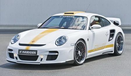 Hamann Stallion, basado en el Porsche 911 Turbo